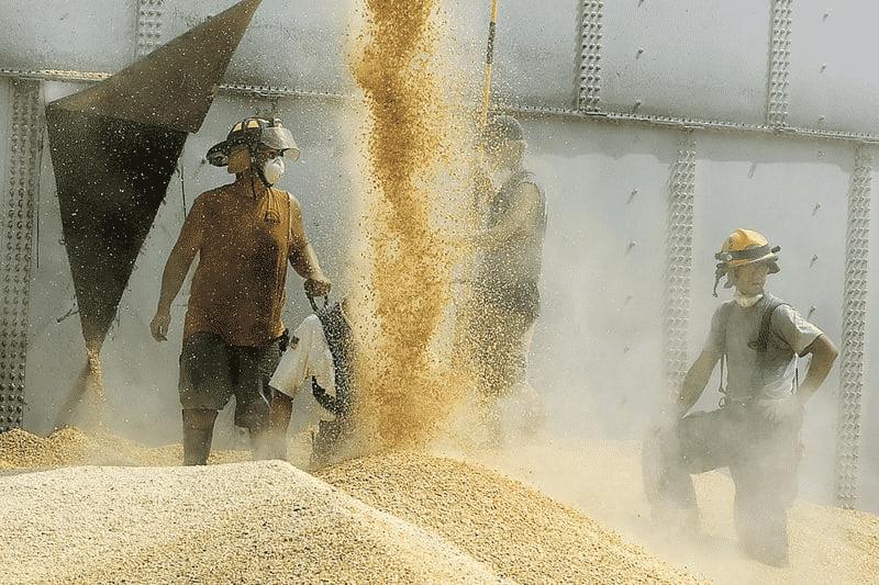 Grain Operator
