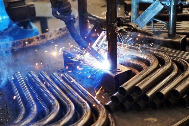 Steel Welder 2020