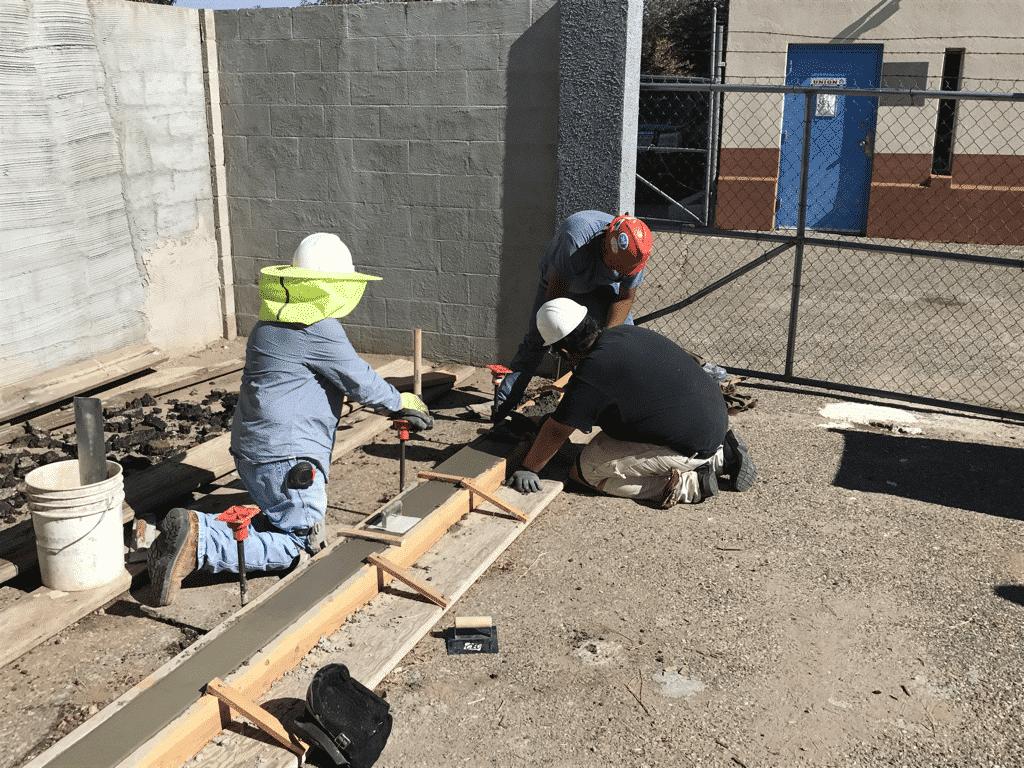 Journeymen Concrete Carpenter