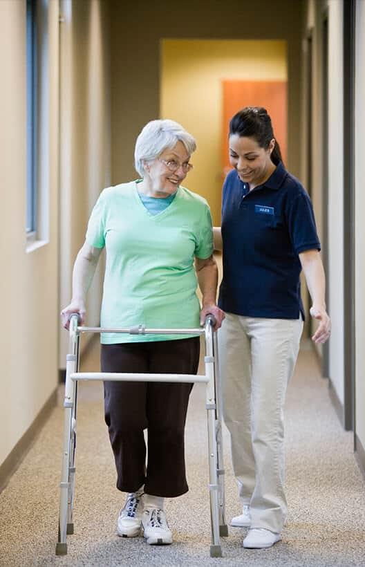Residential Living Caregiver